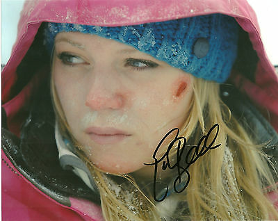 Frozen Emma Bell Autographed Signed 8x10 Photo COA