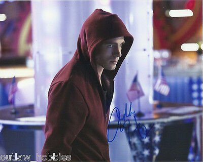 Colton Haynes Arrow Signed Autographed 8x10 Photo COA