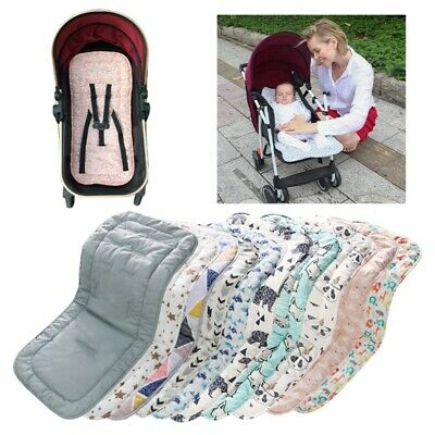 Baby Seat Liner Stroller Seat Mat Breathable Cushion Pad For Car Seat Pushchair
