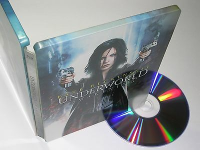 Underworld AWAKENING 3D   Limited Steelbook Edition [ USA ]