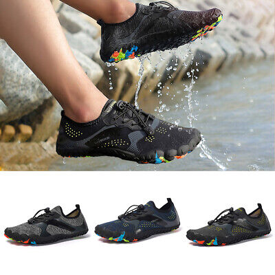 Unisex Aqua Surf Beach Sports Wet Water Shoes Outdoor Wetsuit Swim Mens Womens