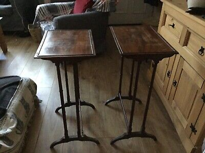 Nest Of Two Victorian Sofa Tables