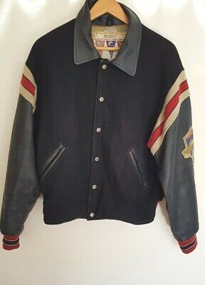 RARE Vintage Bomber/Letterman Jacket by AVIREX from the USA size M