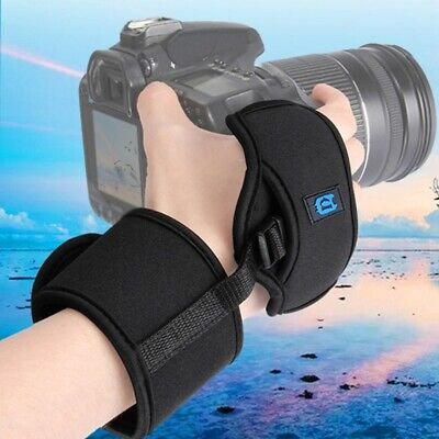 Quick Release Camera Wrist Grip Hand Strap Belt ABS Buckle for DSLR SLR Camera