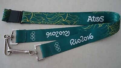 mint TICKET 9.8.2016 Olympia Rio Olympic Games Tennis # T86