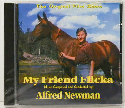 My Friend Flicka - Alfred Newman - East - Soundtrack - Sealed - CD (NN189)