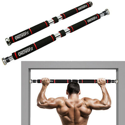 Heavy Duty Chin Pull Up Bar Exercise Fitness Gym Home 330lbs Max. HK664