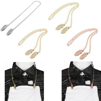 Zinc Alloy Towel Apron Bib Napkin Chain Clip Holders Keep Napkin Securely Placed