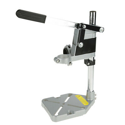 PLUNGE POWER DRILLING STAND BENCH PILLAR PEDESTAL CLAMP /& 63mm DRILL PRESS VICE