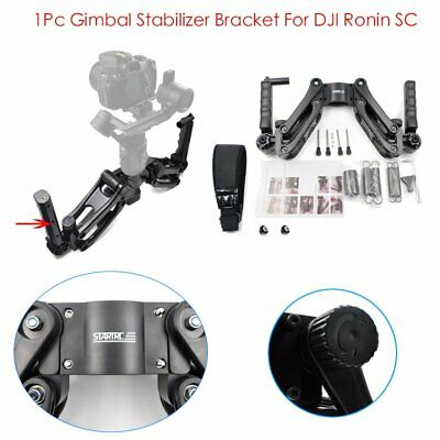 NEW Shakeproof Handheld Grip 4th Axis Gimbal Stabilizer For DJI Ronin SC STARTRC