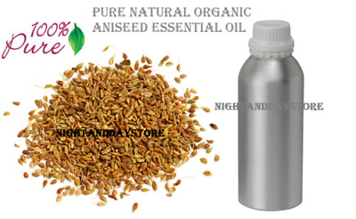 Essential Oil Aniseed ( 5 ml -500 ml ) Pure Natural Therapeutic Aromatherapy
