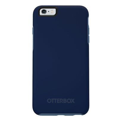 OtterBox SYMMETRY SERIES Case for iPhone 6 / 6S Plus (ONLY) - Blueberry Blue