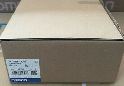 New Omron HMI NB7W-TW01B NB7WTW01B PLC Controller One year warranty
