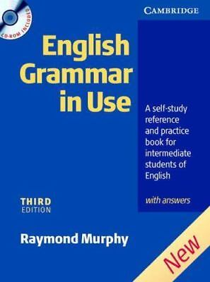 English Grammar in Use with Answers : A Self-Study Reference and Practice Book f