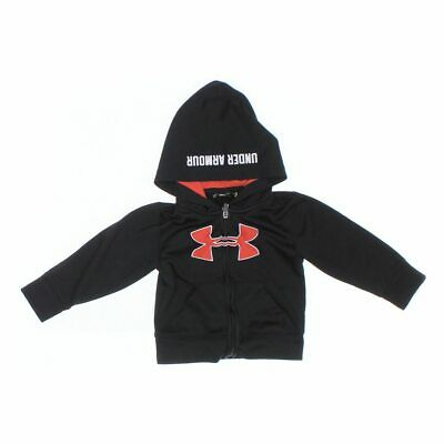 Under Armour Boys Hoodie, size 2/2T,  grey,  polyester