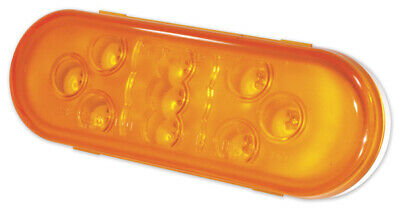 Grote 54133 SuperNova 9-Diode Oval LED Stop Tail Turn Light