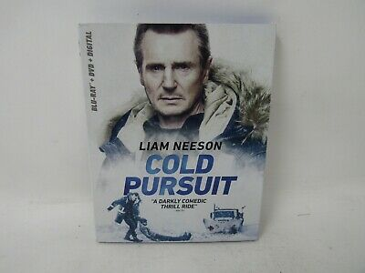 Cold Pursuit (Blu-ray + DVD : 2 Disc) with Slipcover
