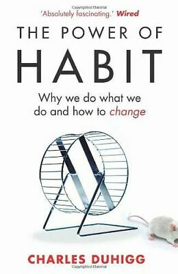 Power Of Habit Duhigg Charles Paperback / Softback NEW