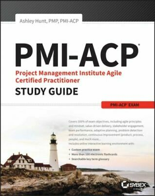 Pmi-acp Project Management Institute Agile Certified Practitioner Exam Stud NEW