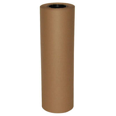 GRAINGER APPROVED Recycled Paper,Roll,250 ft., 48K980, Kraft