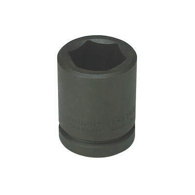 WRIGHT TOOL Hot Forged Alloy Steel Impact Socket,3/4 In Dr,46mm,6 pt, 68-46MM