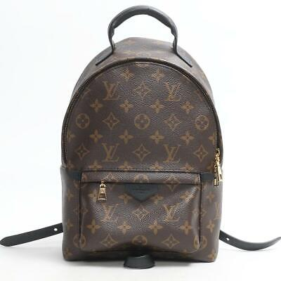 81377ea18442c LOUIS VUITTON PALM Springs Backpack Limited Edition Monogram ...