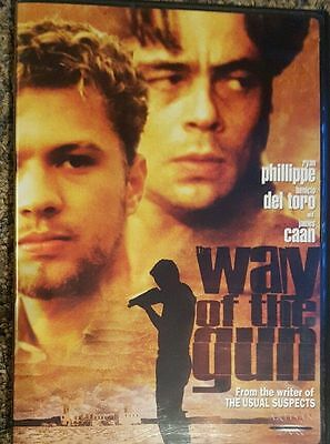 The Way of the Gun (DVD, 2001, )