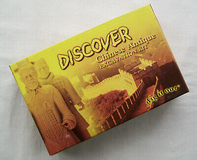 DISCOVER ANTIQUE EGYPT LINE Dig It Out EXCAVATION KIT