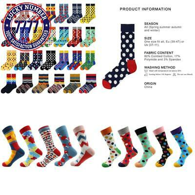 Wh Sokken Funny Gifts Men'S New Combed Cotton Socks Peach Color Compression Hip