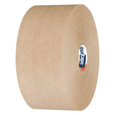 SHURTAPE Water-Activated Packaging Tape,Roll,PK10, WP 100