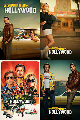 Once Upon A Time In Hollywood - All Sizes - Free Delivery - 3 for 2