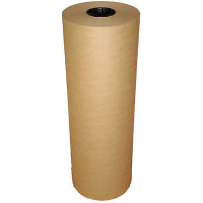GRAINGER APPROVED Kraft Paper,Roll,600 ft., 5PGL0, Kraft