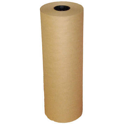 GRAINGER APPROVED Kraft Paper,Roll,720 ft., 5PGN9, Kraft