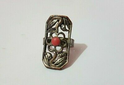 Extremely Rare ANCIENT RING BRONZE ROMAN Medieval old ANTIQUE museum quality