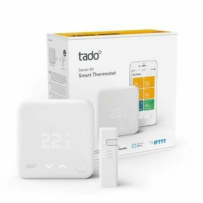 TADO Smart Thermostat Starter Kit V3+ Intelligent heating control FREE SHIPPING