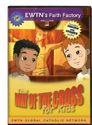The Way Of The Cross For Kids ( DVD, 2012 )