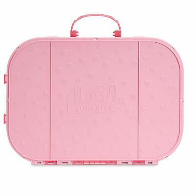 Lol Surprise Fashion Show On The Go Storage And Carry Case With One Doll Pink