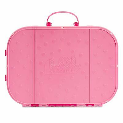 Lol Surprise Fashion Show On The Go Storage And Carry Case With Doll Hot Pink