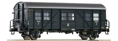 Roco HO scale Auxiliary passenger car 3rd class DRG