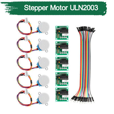 5V Stepper Motor with ULN2003 Speed Driver Controller Board Cable Kit UK