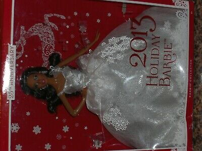 2013 BARBIE Holiday African-American BARBIE!!