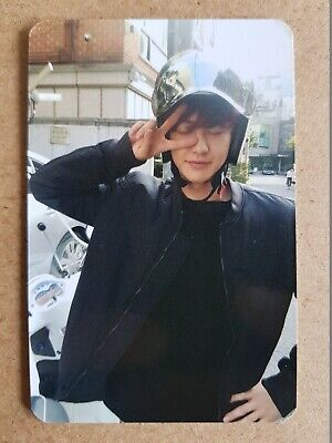 EXO-SC CHANYEOL #5 Authentic Official PHOTOCARD [WHAT A LIFE] 1st Mini Album