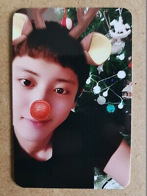EXO-SC CHANYEOL #6 Authentic Official PHOTOCARD [WHAT A LIFE] 1st Mini Album