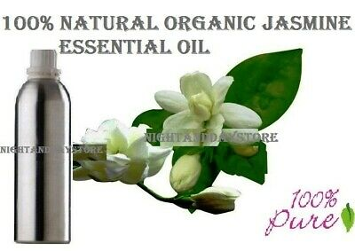 Essential Oil Jasmine Pure 100% Natural Therapeutic Aromatherapy (5 ml -500 ml)