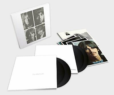 "THE BEATLES 'WHITE ALBUM"" 4 X LP VINYL (50th Anniversary Edition) NEW / SEALED"