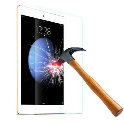 Tempered Glass Screen Protector Film for Apple iPad 9.7in 2018 6th Gen A1893 New