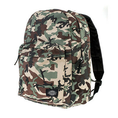 Dickies Indianapolis Backpack Rucksack, Motorradtasche Army Cameo, Camouflage