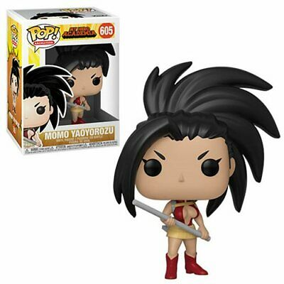 "Funko Pop! Animation #605 My Hero Academia ""Momo Yaoyorozu"" Figure *Presale*"