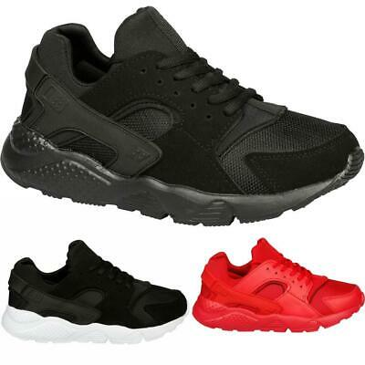 New Kids Childrens Sports Boys Girls Running Fitness School Trainers Shoes Sizes