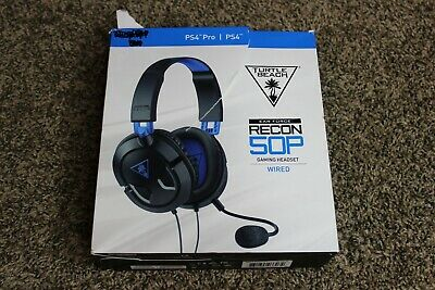 Turtle Beach - RECON 50P Wired Stereo Gaming Headset